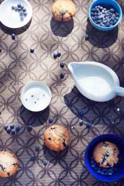 white ceramic bowl beside baked bread